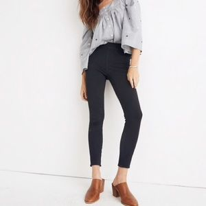 [Madewell] Pull On Jeans